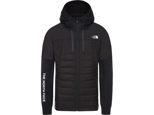 cheap for discount speical offer coupon code The North Face Train N Logo Hybrid Isolierende Jacke Herren tnf black